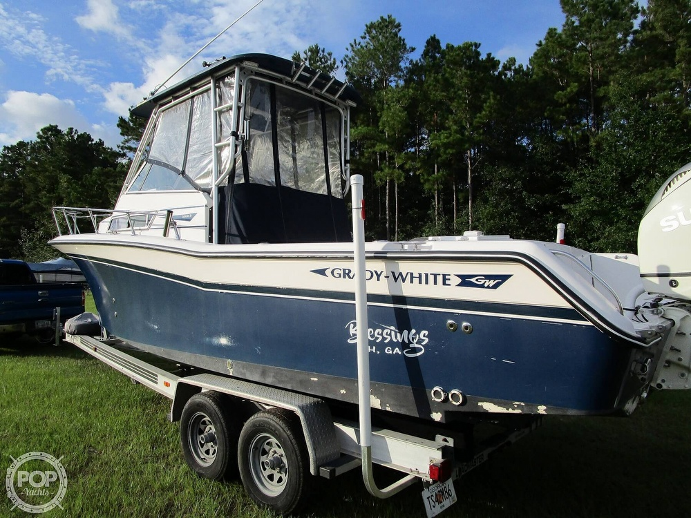 1995 Grady-White boat for sale, model of the boat is 26 Islander & Image # 16 of 40