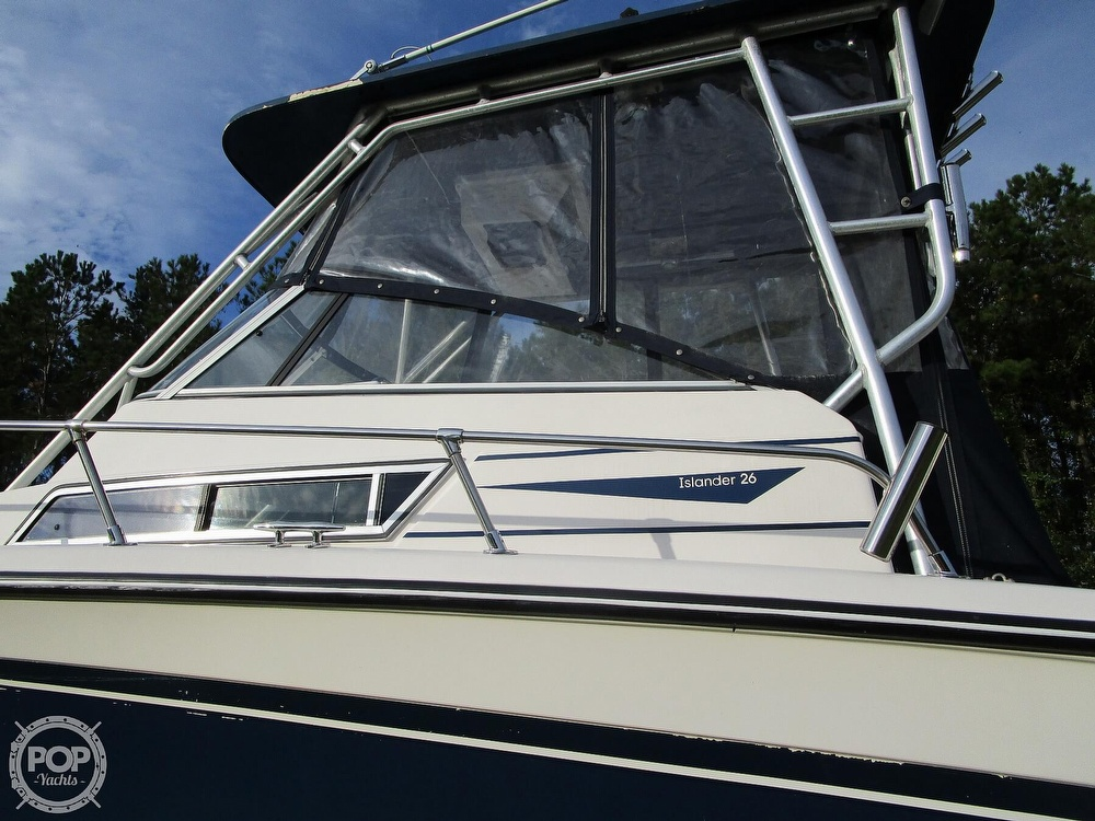 1995 Grady-White boat for sale, model of the boat is 26 Islander & Image # 17 of 40