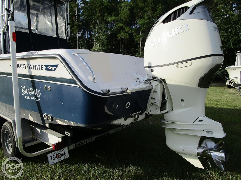 1995 Grady-White boat for sale, model of the boat is 26 Islander & Image # 23 of 40