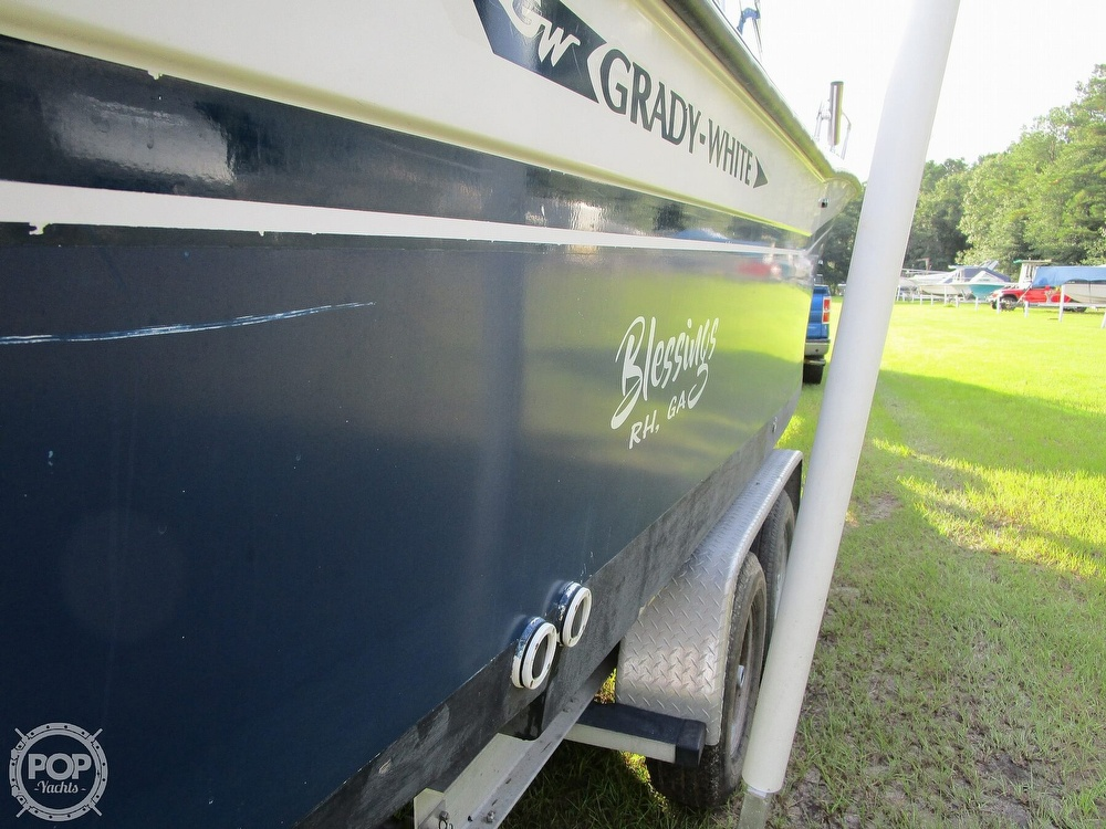 1995 Grady-White boat for sale, model of the boat is 26 Islander & Image # 25 of 40