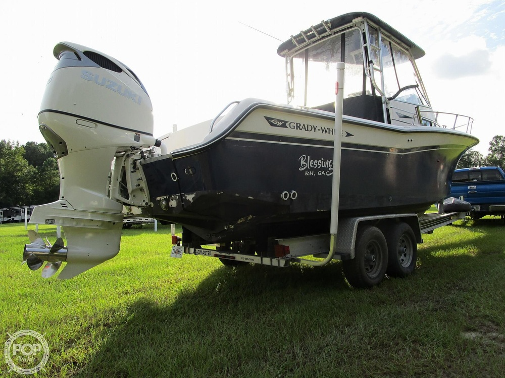 1995 Grady-White boat for sale, model of the boat is 26 Islander & Image # 2 of 40