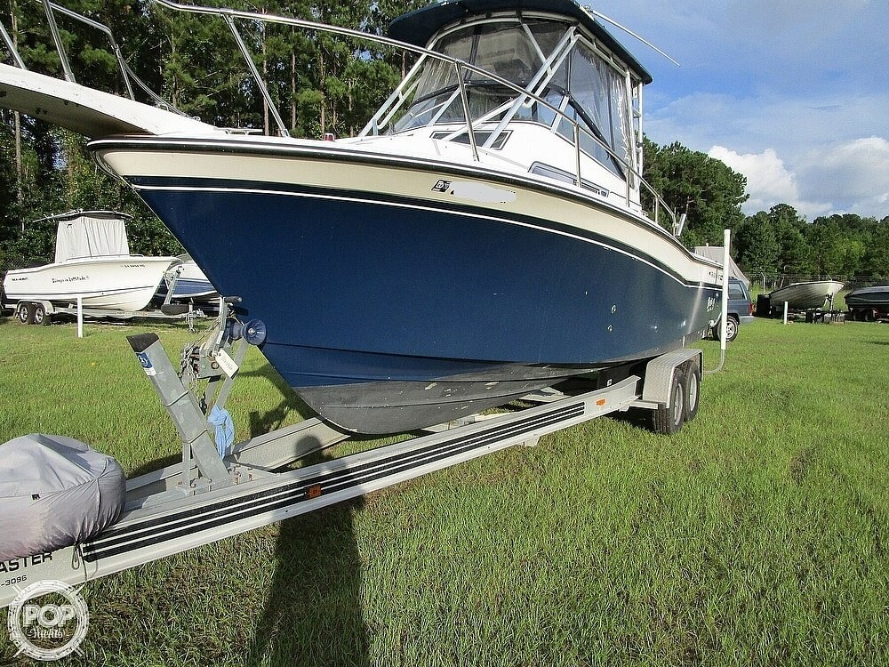 1995 Grady-White boat for sale, model of the boat is 26 Islander & Image # 5 of 40