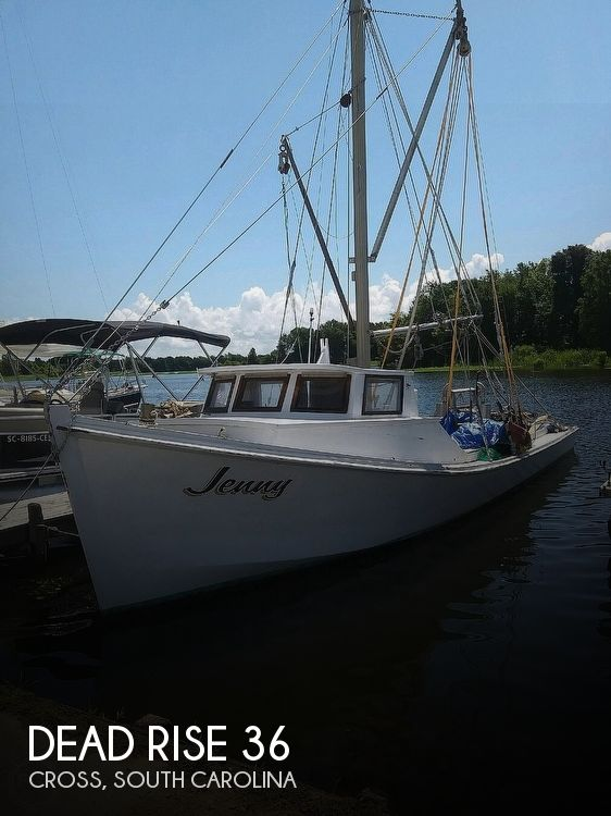 Used Dead Rise 36 Boats For Sale in South Carolina by owner | 1979 Dead Rise 36