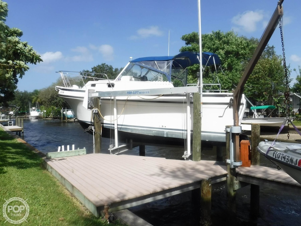 2005 Albin Yachts boat for sale, model of the boat is Tournament Express 26 & Image # 18 of 40