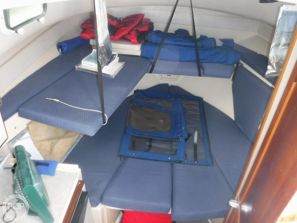 2005 Albin Yachts boat for sale, model of the boat is Tournament Express 26 & Image # 9 of 40