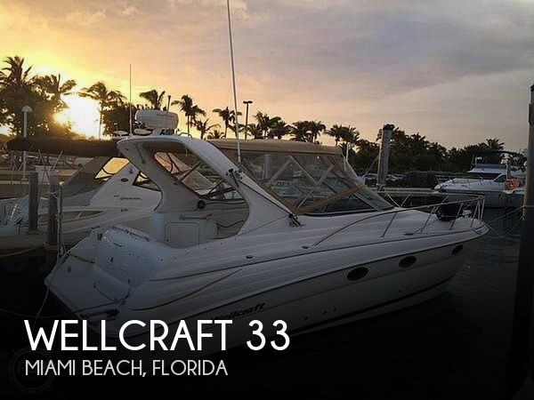 Used Wellcraft 33 Boats For Sale by owner | 2000 Wellcraft 33