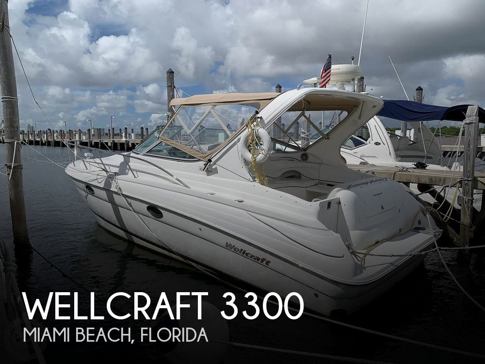 2000 Wellcraft boat for sale, model of the boat is 3300 Martinique & Image # 1 of 40