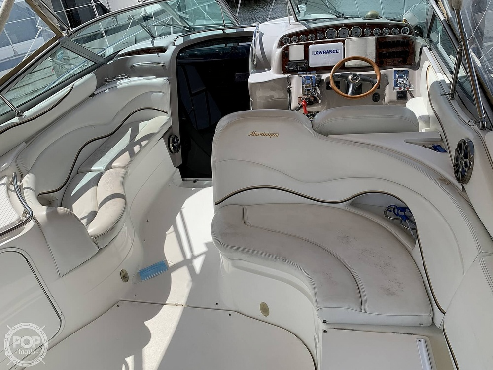 2000 Wellcraft boat for sale, model of the boat is 3300 Martinique & Image # 11 of 40