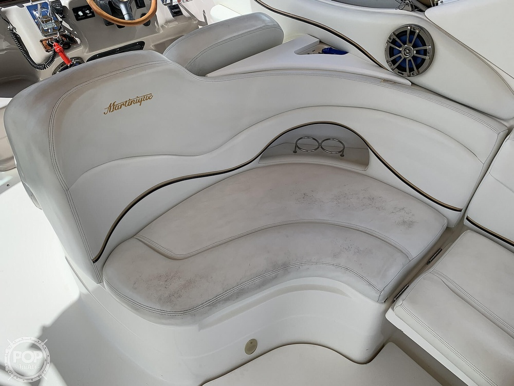 2000 Wellcraft boat for sale, model of the boat is 3300 Martinique & Image # 31 of 40