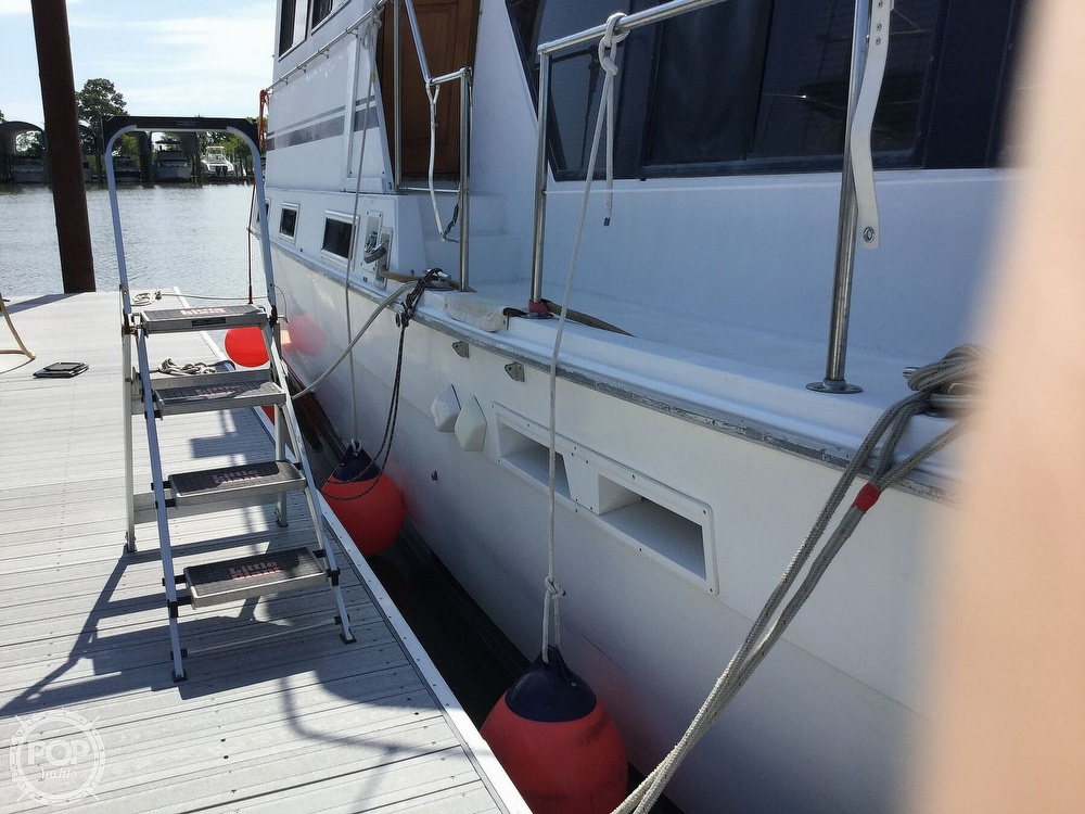 1985 Gulfstar boat for sale, model of the boat is 49 MY & Image # 6 of 40