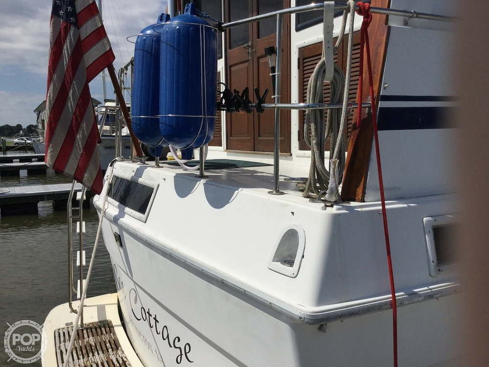 1985 Gulfstar boat for sale, model of the boat is 49 MY & Image # 7 of 40