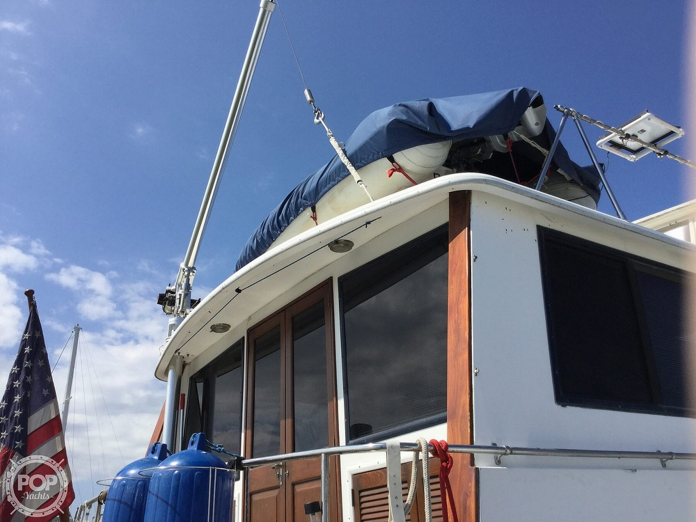 1985 Gulfstar boat for sale, model of the boat is 49 MY & Image # 9 of 40