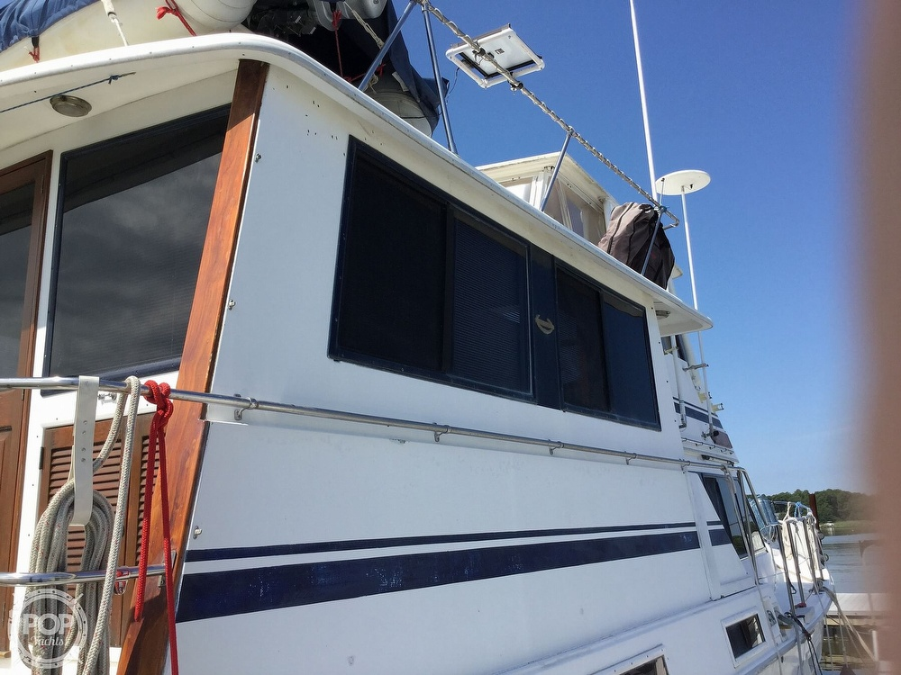 1985 Gulfstar boat for sale, model of the boat is 49 MY & Image # 11 of 40