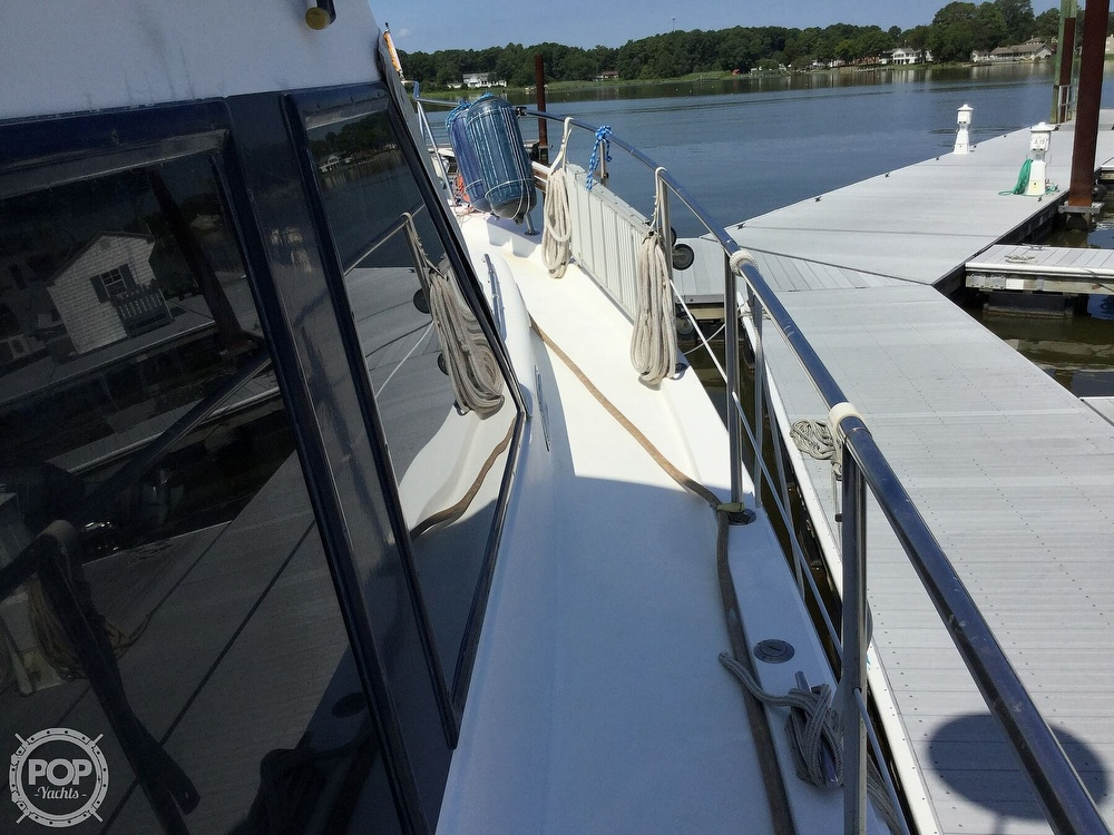 1985 Gulfstar boat for sale, model of the boat is 49 MY & Image # 14 of 40