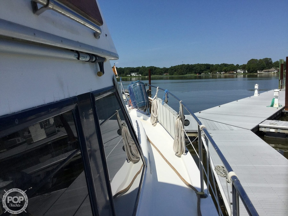 1985 Gulfstar boat for sale, model of the boat is 49 MY & Image # 15 of 40