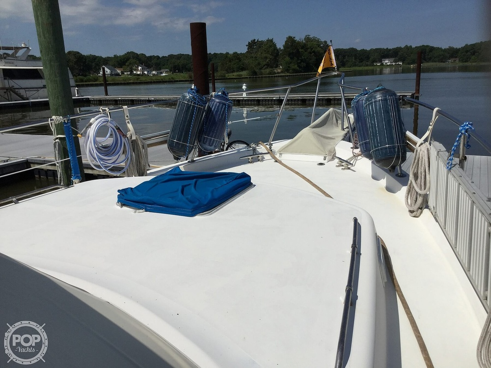 1985 Gulfstar boat for sale, model of the boat is 49 MY & Image # 16 of 40
