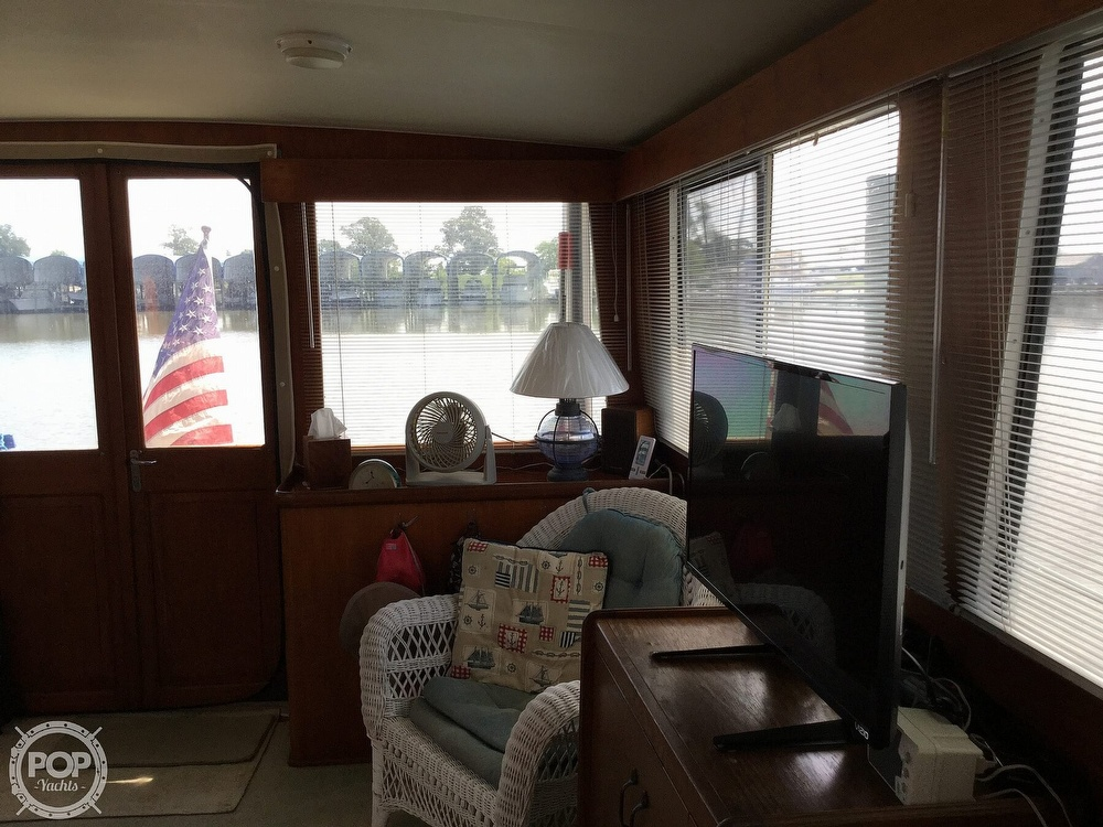 1985 Gulfstar boat for sale, model of the boat is 49 MY & Image # 19 of 40