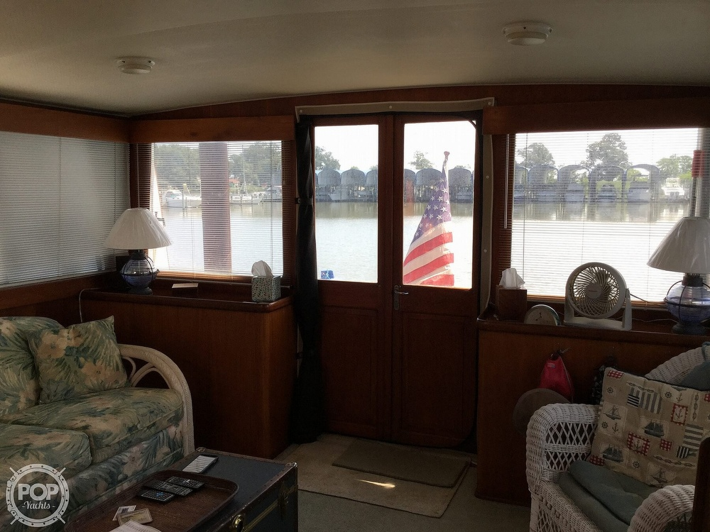 1985 Gulfstar boat for sale, model of the boat is 49 MY & Image # 21 of 40