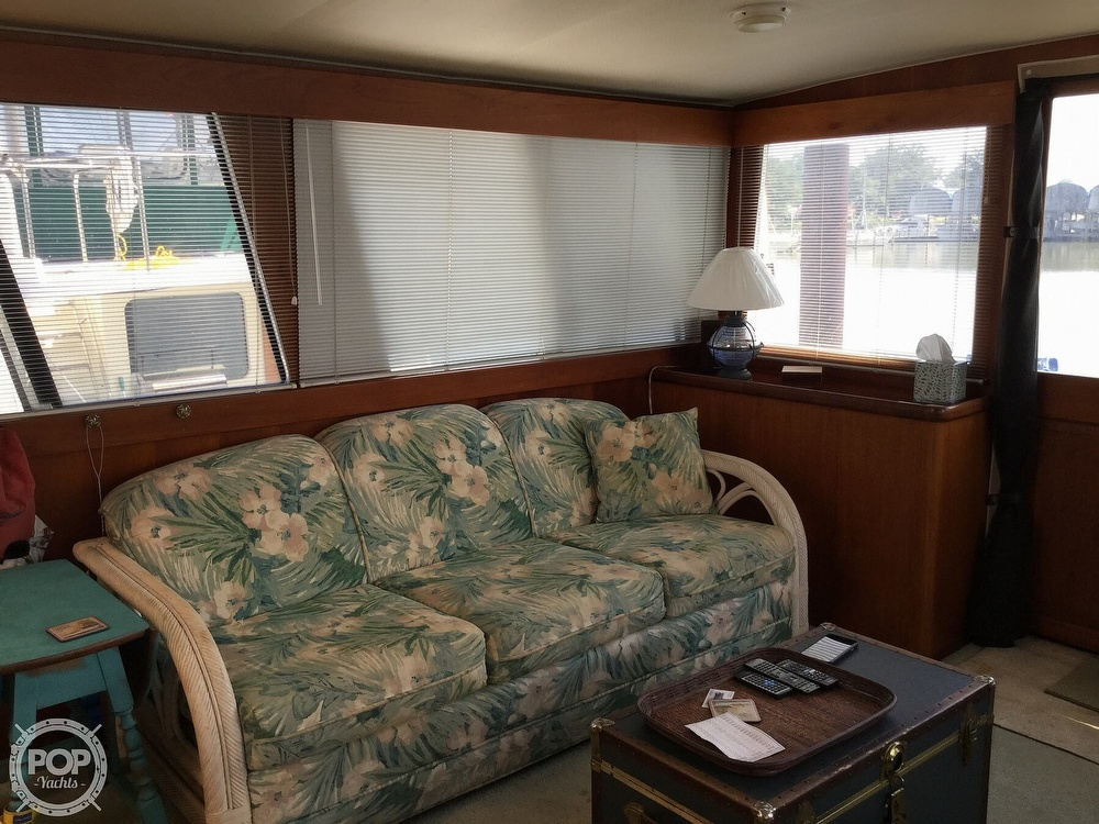 1985 Gulfstar boat for sale, model of the boat is 49 MY & Image # 23 of 40