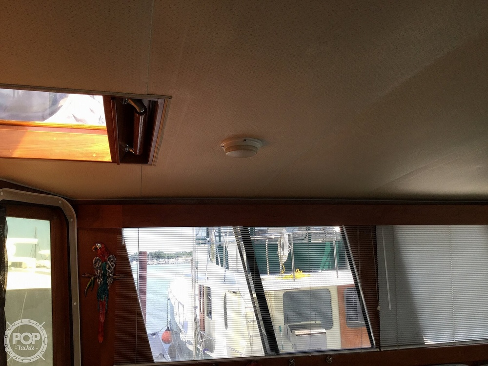 1985 Gulfstar boat for sale, model of the boat is 49 MY & Image # 26 of 40
