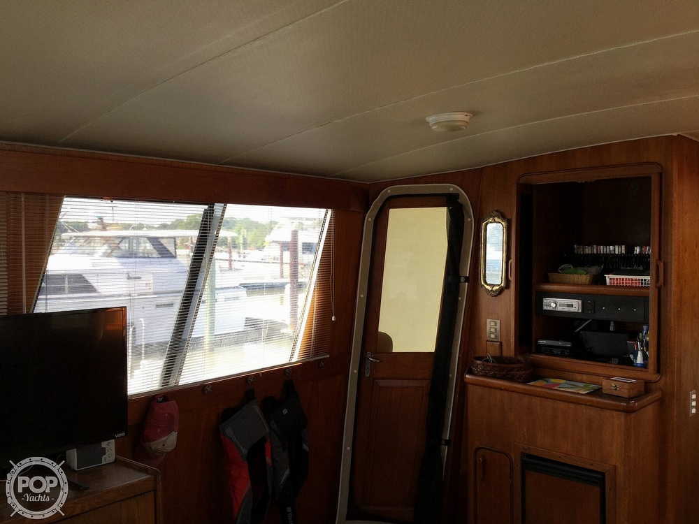 1985 Gulfstar boat for sale, model of the boat is 49 MY & Image # 35 of 40