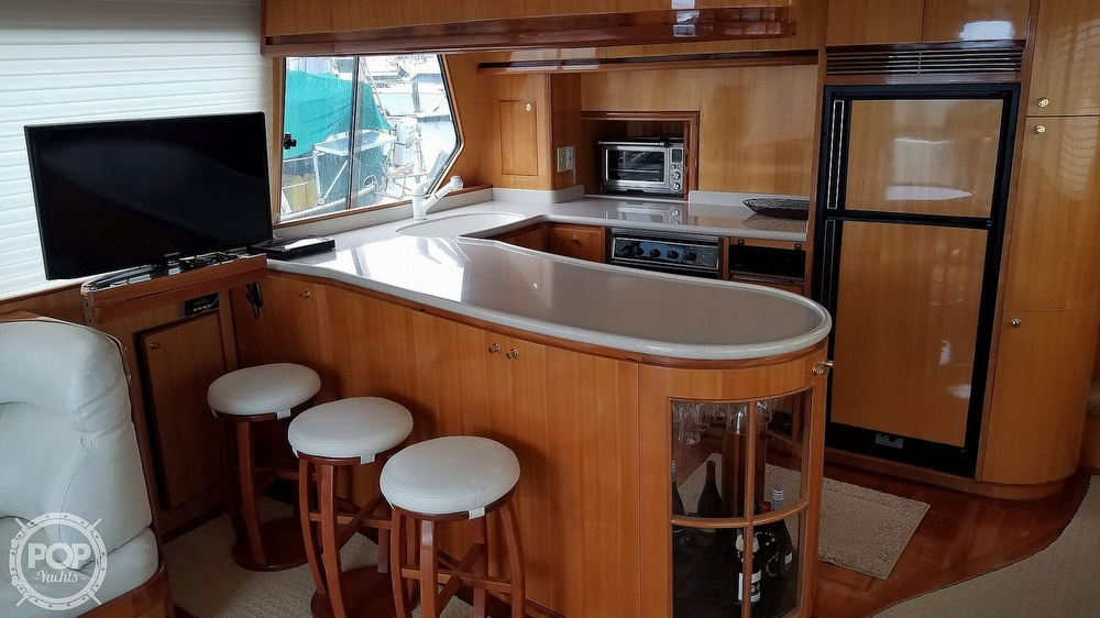 2002 Hampton boat for sale, model of the boat is 490 Pilot House & Image # 7 of 40