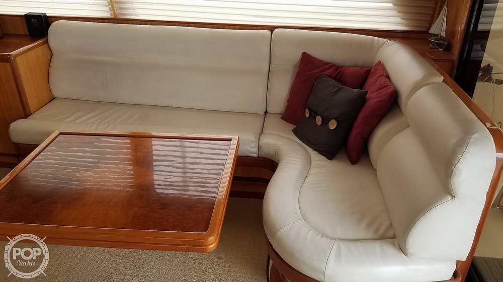 2002 Hampton boat for sale, model of the boat is 490 Pilot House & Image # 9 of 40