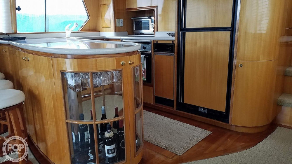 2002 Hampton boat for sale, model of the boat is 490 Pilot House & Image # 11 of 40