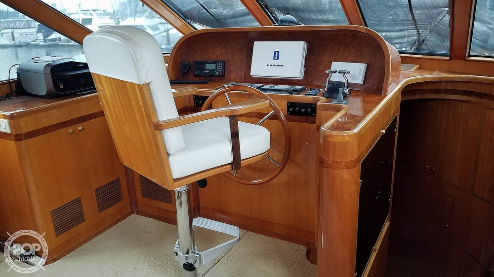 2002 Hampton boat for sale, model of the boat is 490 Pilot House & Image # 32 of 40