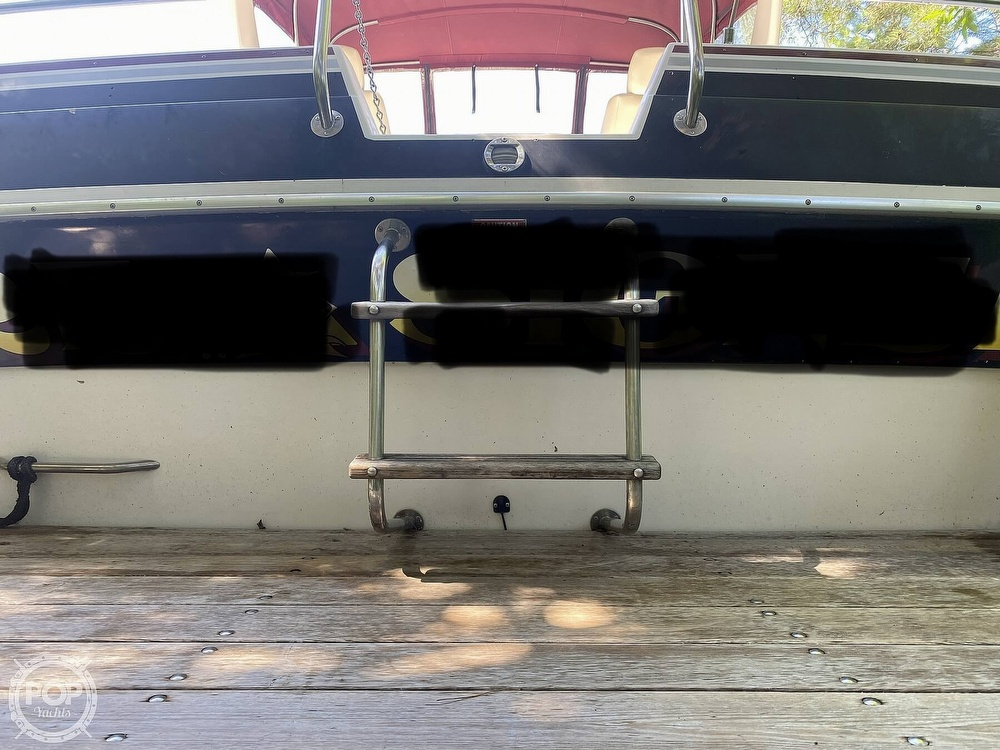 1989 Wellcraft boat for sale, model of the boat is 3200 St. Tropez & Image # 31 of 40