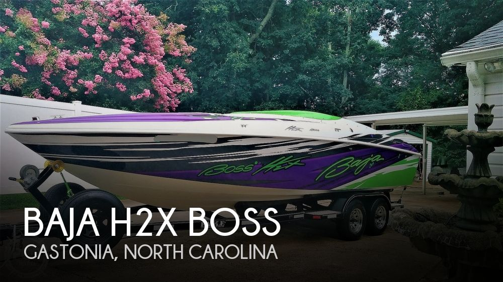 1999 Baja boat for sale, model of the boat is H2X Boss & Image # 1 of 40