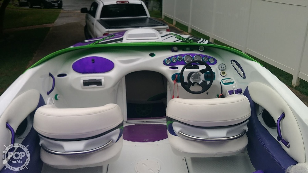 1999 Baja boat for sale, model of the boat is H2X Boss & Image # 3 of 40