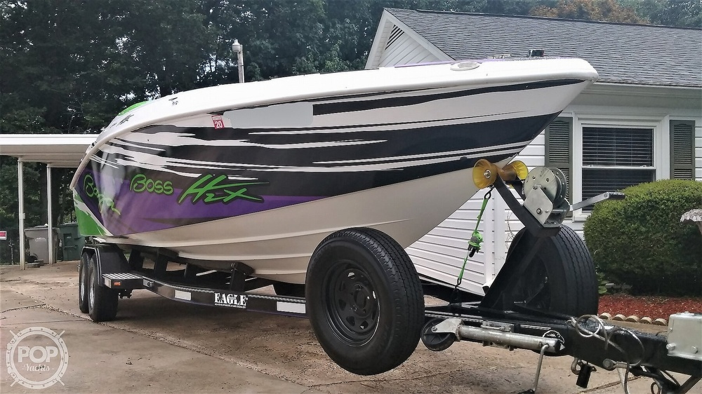 1999 Baja boat for sale, model of the boat is H2X Boss & Image # 9 of 40