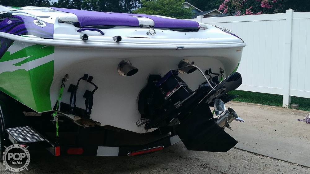 1999 Baja boat for sale, model of the boat is H2X Boss & Image # 18 of 40
