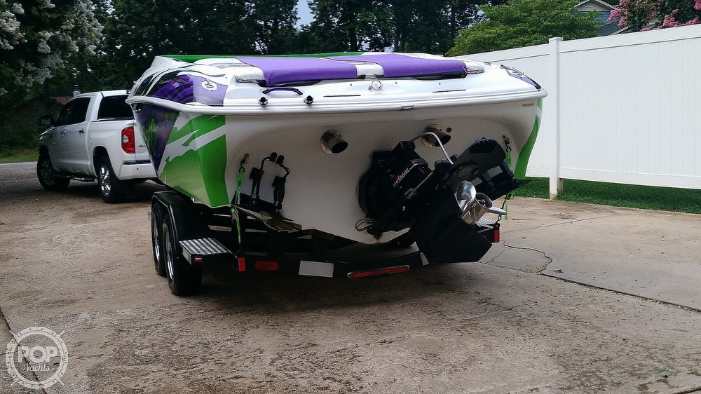 1999 Baja boat for sale, model of the boat is H2X Boss & Image # 19 of 40