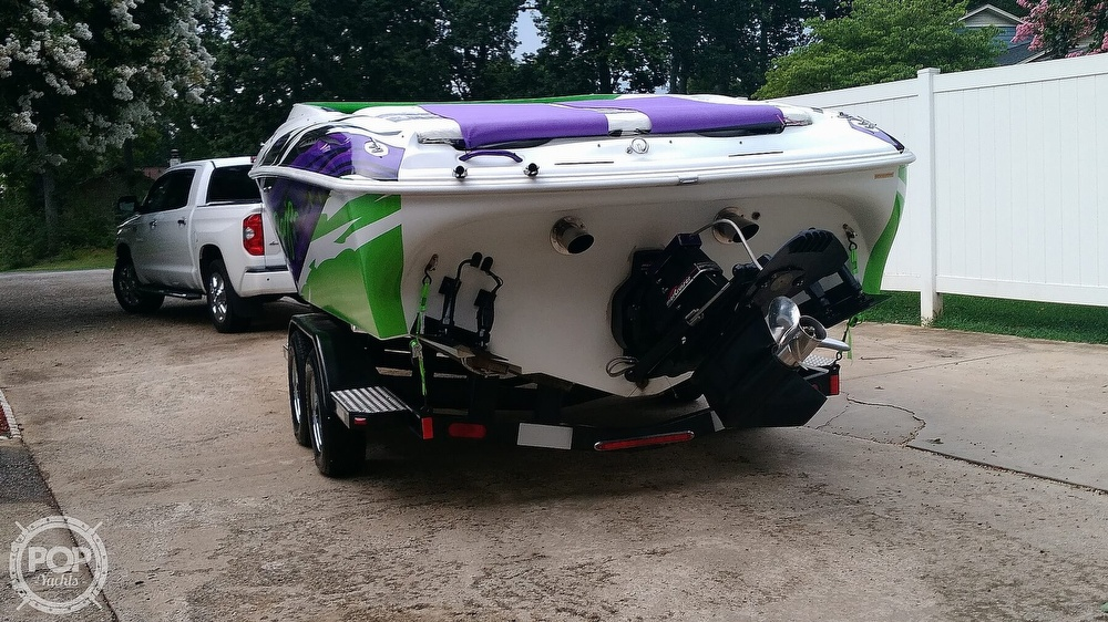 1999 Baja boat for sale, model of the boat is H2X Boss & Image # 20 of 40