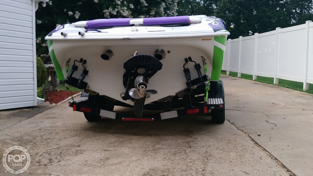1999 Baja boat for sale, model of the boat is H2X Boss & Image # 21 of 40