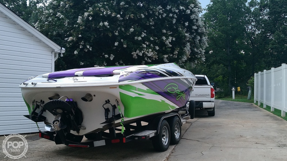 1999 Baja boat for sale, model of the boat is H2X Boss & Image # 22 of 40