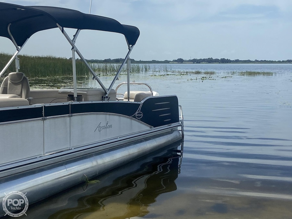 2013 Avalon boat for sale, model of the boat is 2485ENT & Image # 5 of 41