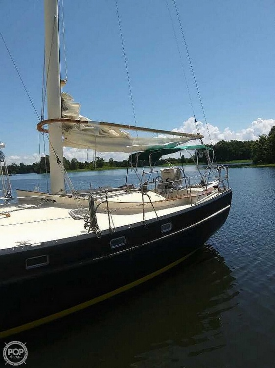 1979 Freedom Yachts boat for sale, model of the boat is 40 & Image # 2 of 40