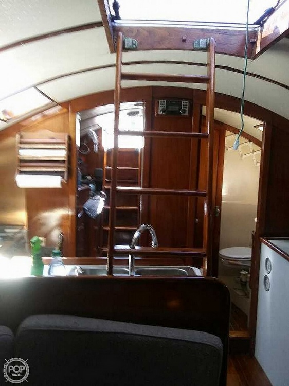 1979 Freedom Yachts boat for sale, model of the boat is 40 & Image # 3 of 40