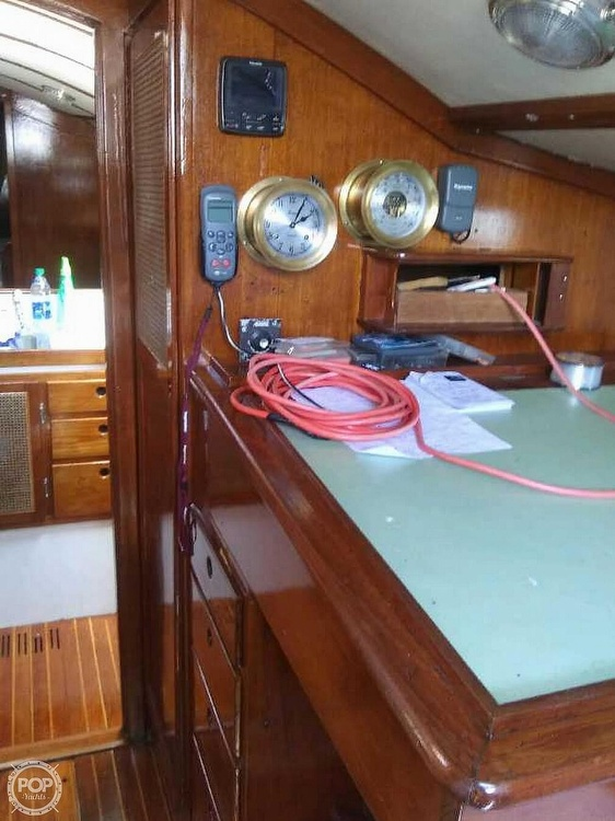 1979 Freedom Yachts boat for sale, model of the boat is 40 & Image # 6 of 40