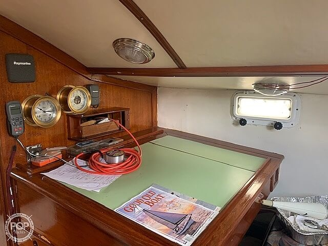 1979 Freedom Yachts boat for sale, model of the boat is 40 & Image # 20 of 40