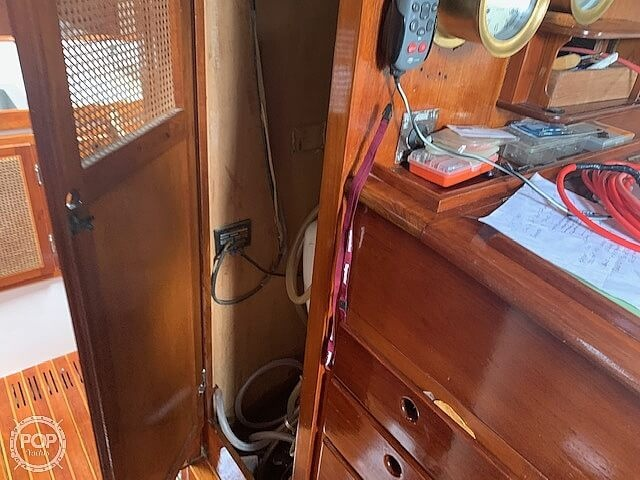 1979 Freedom Yachts boat for sale, model of the boat is 40 & Image # 28 of 40