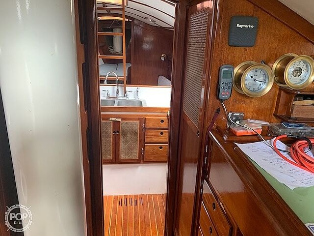 1979 Freedom Yachts boat for sale, model of the boat is 40 & Image # 32 of 40