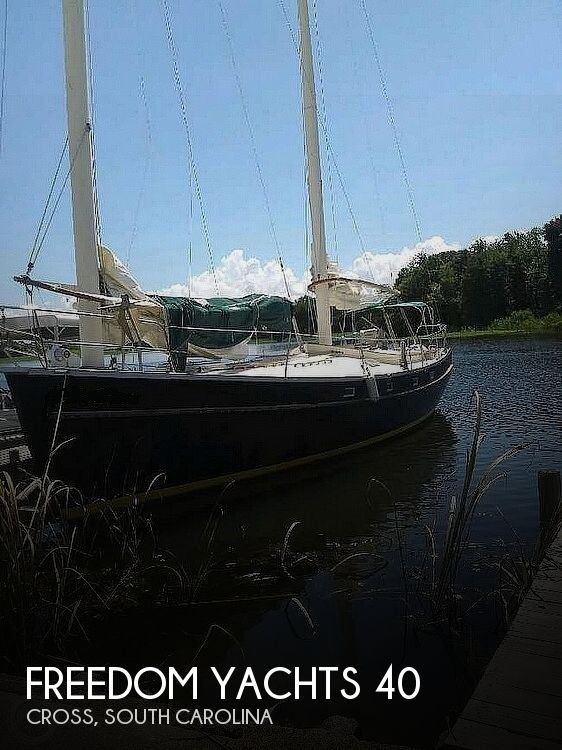 1979 Freedom Yachts boat for sale, model of the boat is 40 & Image # 1 of 40