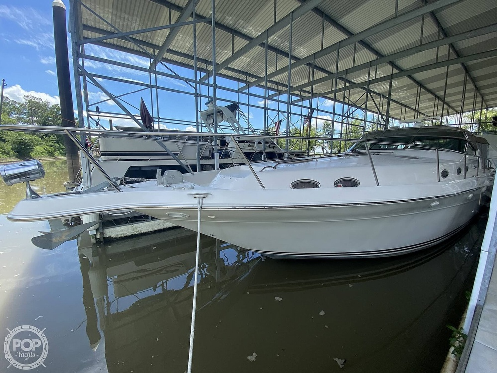 1996 Sea Ray boat for sale, model of the boat is 450 Sundancer & Image # 4 of 40