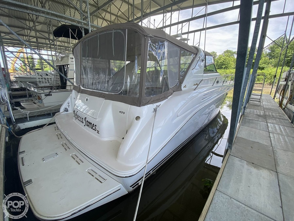 1996 Sea Ray boat for sale, model of the boat is 450 Sundancer & Image # 5 of 40