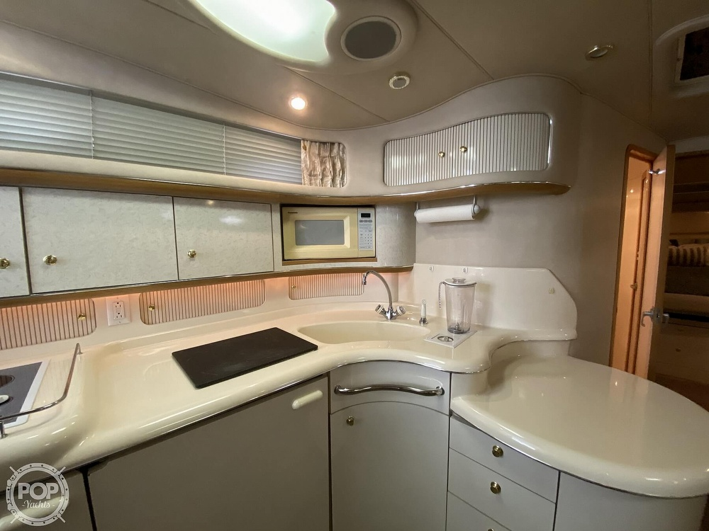 1996 Sea Ray boat for sale, model of the boat is 450 Sundancer & Image # 8 of 40