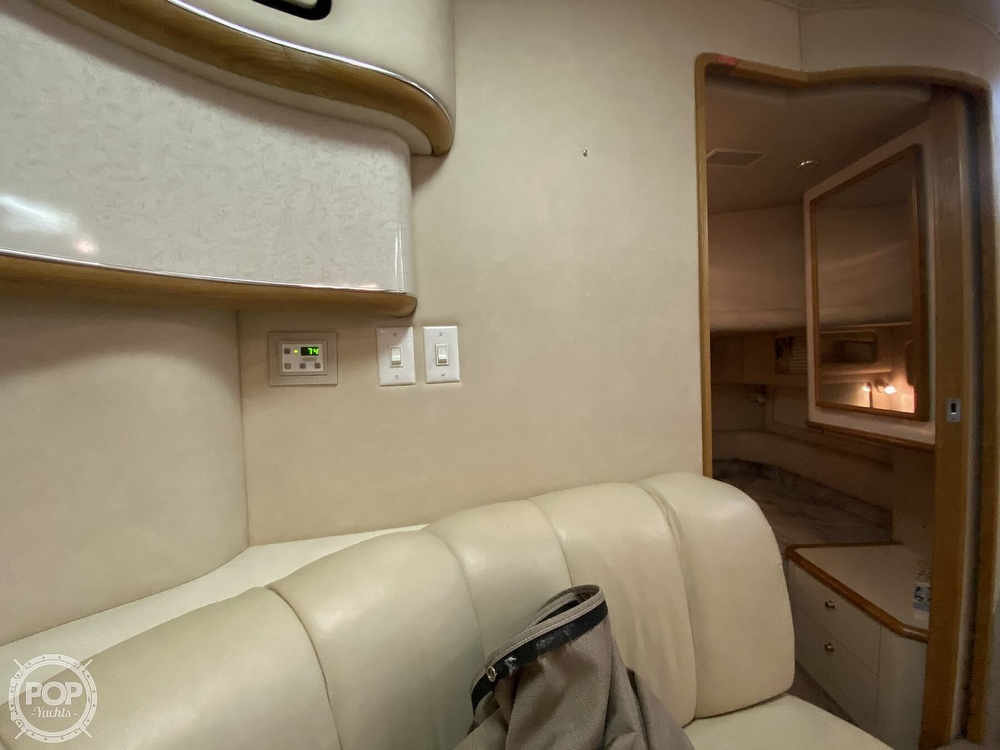 1996 Sea Ray boat for sale, model of the boat is 450 Sundancer & Image # 36 of 40